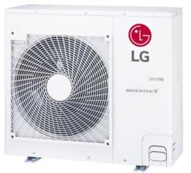 LG Multi-split systemen