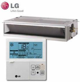LG Kanaalunits Hoge statische druk