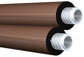 Duo roestvrijstalen tube ELIOS-DUO16