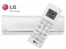 LG MS12AQ-NBO Wandunit Deluxe