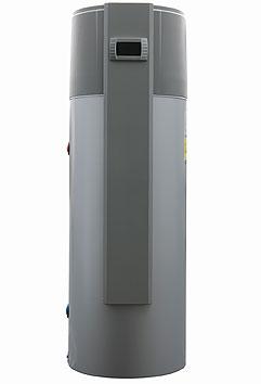 MaxiCool warmtepomp boiler 300 liter met solar warmtewisselaar