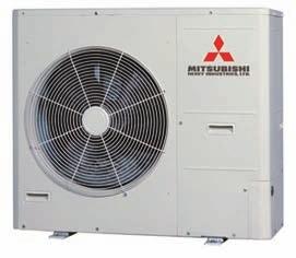 Mitsubishi ECO AIR PAC2000R - FDC140VS