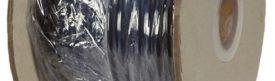 Soepele zwarte neopreen rubberkabel, H07RN-3x2,5