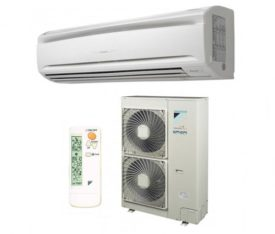 Daikin FAQ-100C + RZQSG-100LY